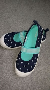 Cat & jack girls shoes size 1 Fort Myers, 33908