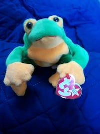 Ty Beanie Baby Smoochy the Frog Virginia Beach, 23454