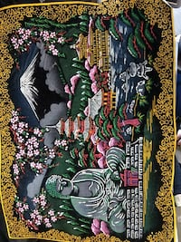 Beautiful asian tapestry Chico, 95926