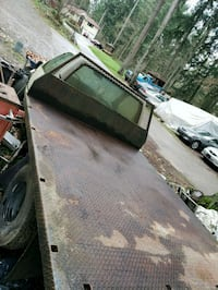 Chevy dump truck 80k miles runs project or parts  Federal Way, 98003