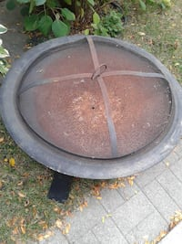 Outdoor Portable Firepit  Toronto, M4K