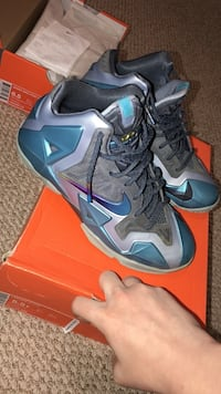 size 5 Lebrons Hagerstown, 21740