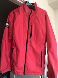 Repipink and black zip-up jacket Helly Hansen Jacket XL- New Silver Spring, 20910