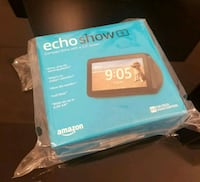 Amazon Echo Show 5 - Charcoal (Brand New - Unsealed) Chicago, 60647