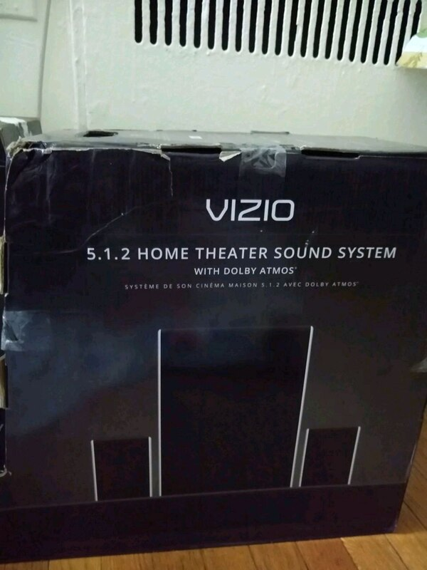 Brand new Vizio soundbar