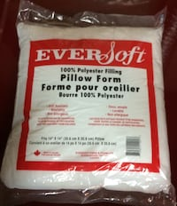Pillow Form For Sale - New, Sealed