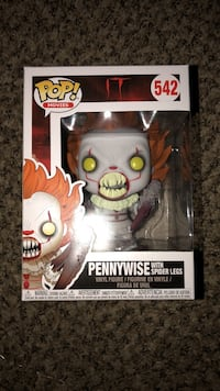 Funko POP IT Pennywise with spider legs Monrovia, 91016