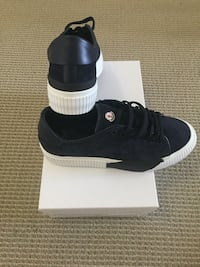 Designer men's moncler shoes