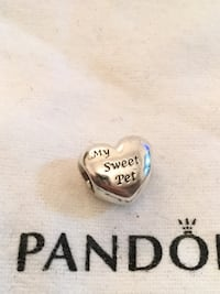 Authentic Pandora Pet Charm Toronto