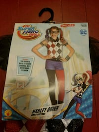 Harley Quinn child costume  Whittier, 90605