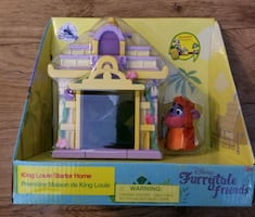 Disney King Louie starter home Brand New