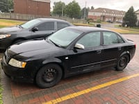 Audi - A4 - 2002 Kitchener, N2C 1W1
