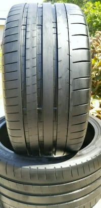 Used 275/35/20 MICHELIN PILOT SUPER SPORT  Tampa, 33601