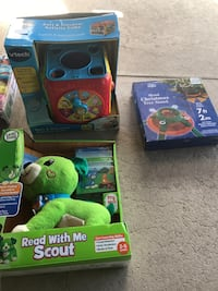 assorted plastic toy in boxes Tucson, 85704