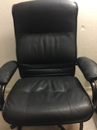 Leather Chair with Foot Rest Las Vegas, 89102