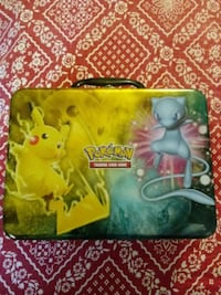 Pokemon TCG Lunchbox Unused South Bend, 46616