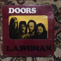 The Doors Vinyl Record Chicago, 60622