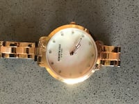 Rose gold watch  Mississauga, L5H 2E5