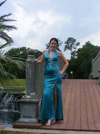 Teal prom dress  Middleburg, 32068