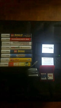 DS Lite with all games included Toronto, M6N