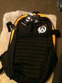 Overwatch backpack  Luzerne County, 18202