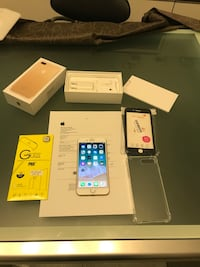 Iphone 7 Plus Oro 256gb LIBRE factura