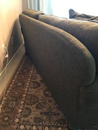 Buddy Walker sofa- apartment size. Sherrill line in a hunter green chenille fabric. Used but well cared for. Perfect for apartments! Corpus Christi, 78414