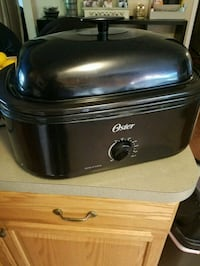 black and gray Crock-Pot slow cooker Stafford, 22556