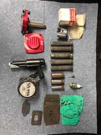 New and used Goped parts