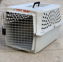 Pet Taxi Kennel Travel Cage