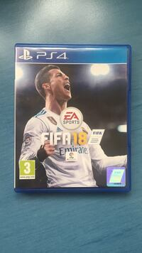 Caso de juego ea sports fifa 18 ps4 Madrid, 28001