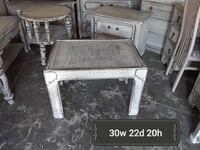 white and gray metal table Raleigh, 27612