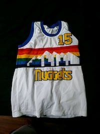 Carmello anthony throwback nuggets jersey. St. Louis, 63118