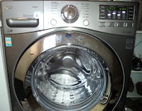 LG FRONT-LOAD WASHER FOR SALE! Toronto