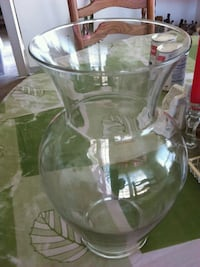 Clear Glass Vase Odenton, 21113