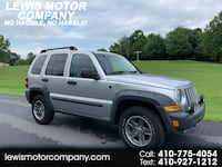 2005 Jeep Liberty Renegade 4WD Clarksville