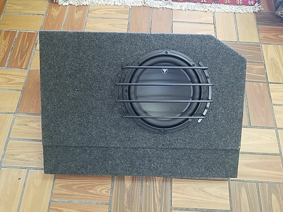 Used jl audio w3 10 inch subwoofer with box in florence publicscrutiny Choice Image