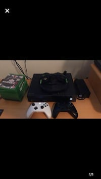 Xbox One with Games Richmond Hill, L4C 4J2