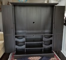Excellent used condition TV cabinet - $120