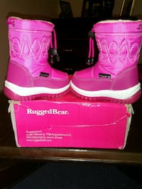 Rugged Bear Girls Winter Boots Manassas, 20110