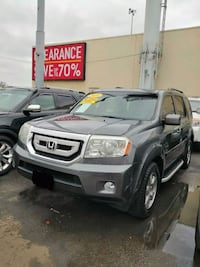 2010 Honda Pilot Houston
