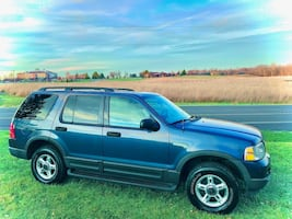 2003 Ford Explorer XLT 4.6 AWD