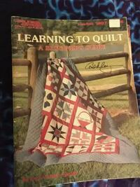 Learning To Quilt guide book