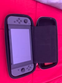 Nintendo switch (used but new)