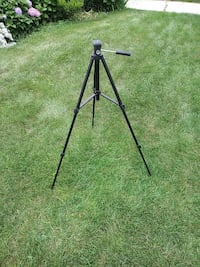 Tri pod for multiple camera and video