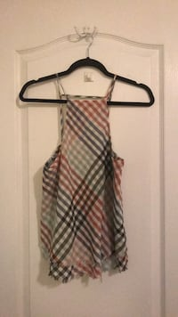 American Eagle sleeveless top  Surrey, V3X 1B6
