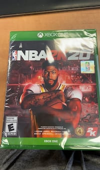 NBA 2K20 For XBOX One  London