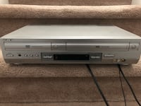 Gray dvd and vcr player with remote Bethlehem