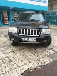 2004 Jeep Grand Cherokee 2.7 CRD LIMITED