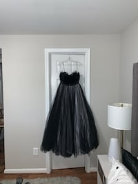 Alyce Designs Feather Gown Alexandria, 22309